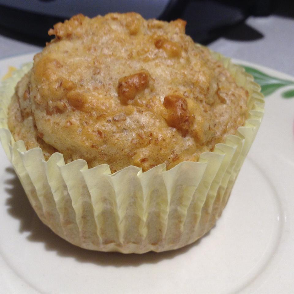 Healthier Bran Muffins cukomber