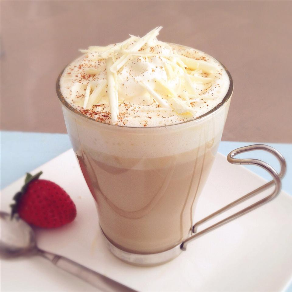 Abbey's White Chocolate Latte