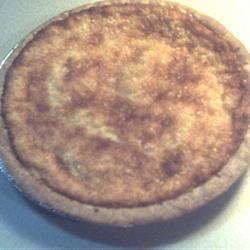 Lauriee's Coconut Custard Pie Barbara C