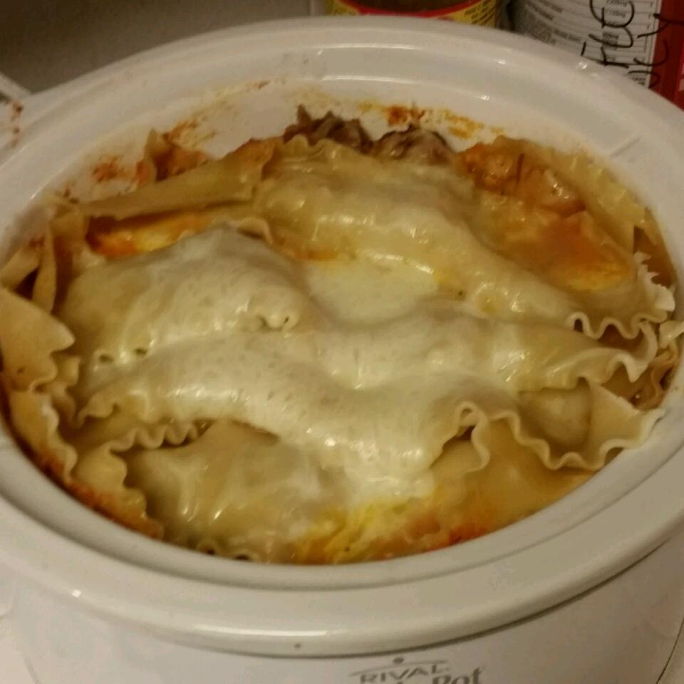 Slow Cooker Lasagna II