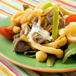 Philly Steak Salad Trusted Brands