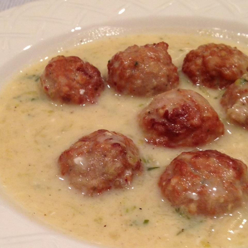Meatball Orzo Soup Howard