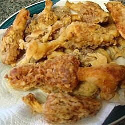 fried morel mushrooms recipe