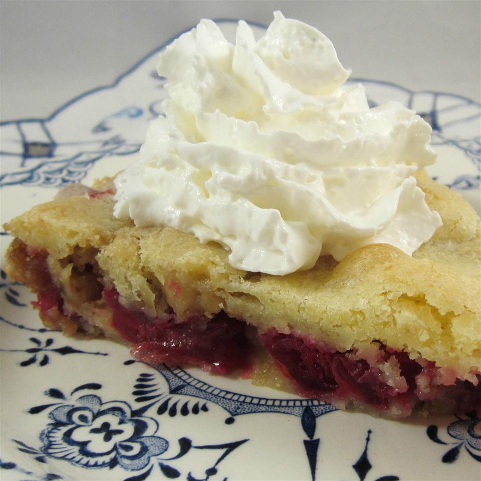 Cranberry Nut Pie image
