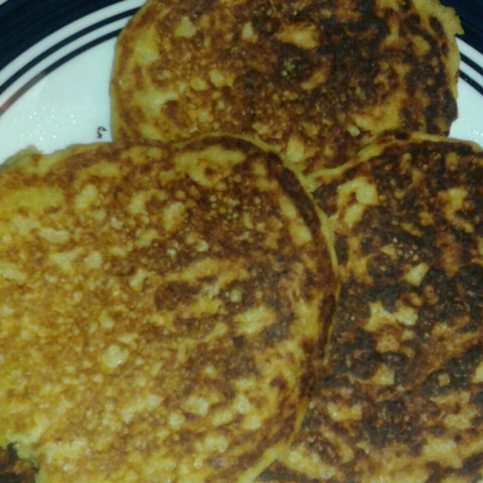 Buttermilk Oatmeal Pancakes Charmica Kelly-Curry