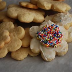 Irish Cream Sugar Cookies image