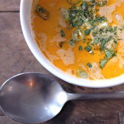 Gluten-Free Thai Chicken Soup