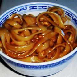 Peanut Butter Noodles Roxie Kirby