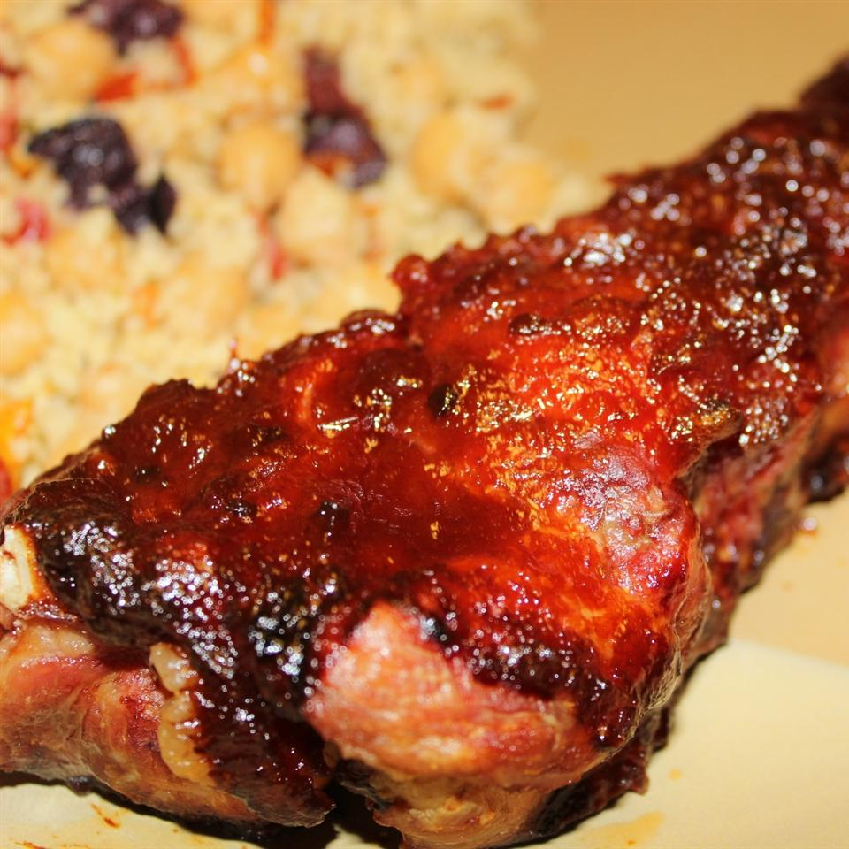 Oven Roasted Ribs