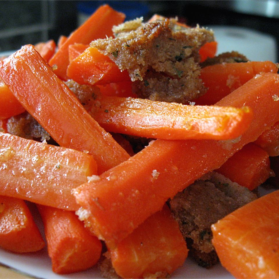 Zesty Carrots