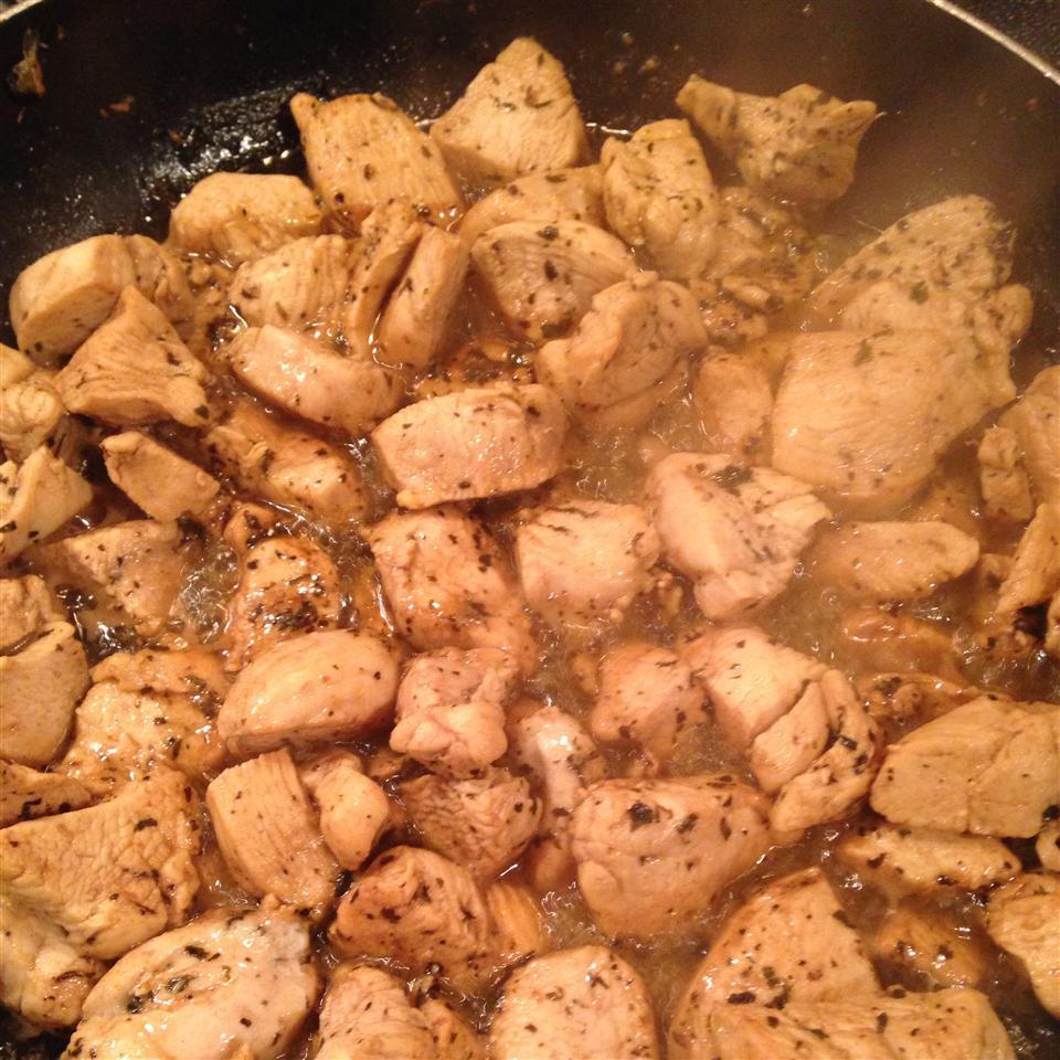 Chicken Scampi II