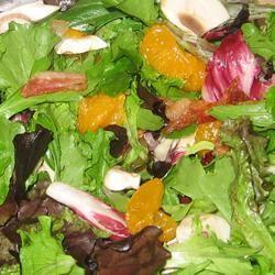 Glenda's Mandarin Orange Salad Trish Beier
