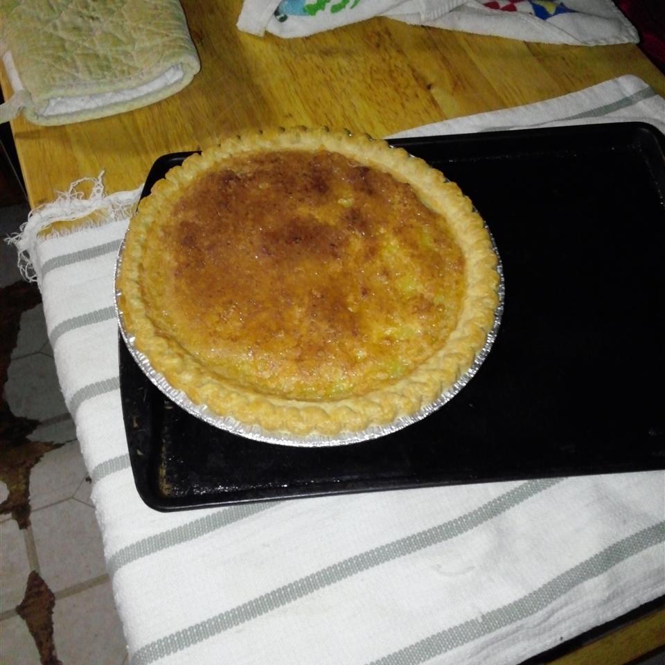 Transparent Pie Gerald Craycraft Jr.