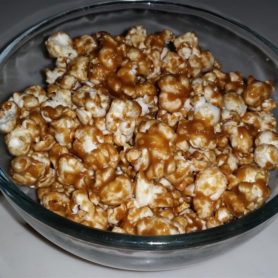Peanut Butter Popcorn Balls harrywdog