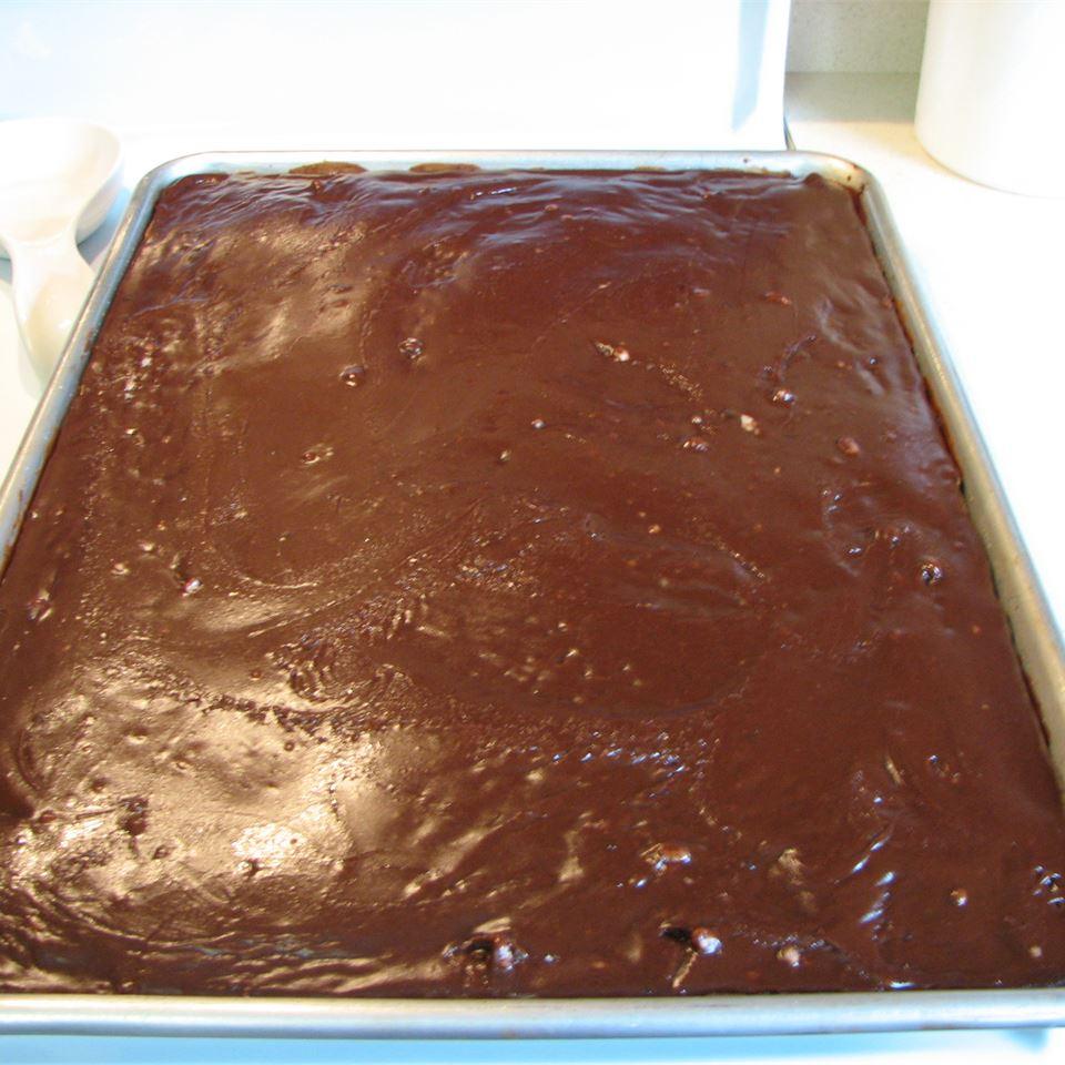 Texas Sheet Cake VI