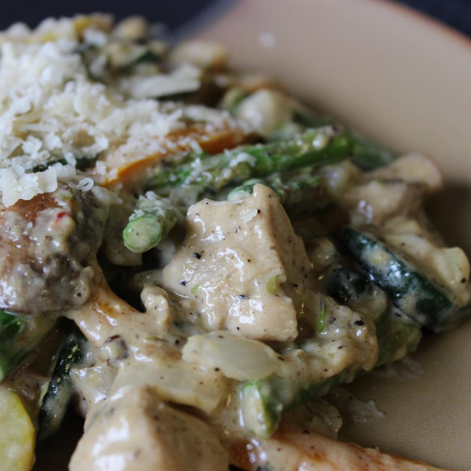 Mushroom Cream Sauce With Shallots mommyluvs2cook