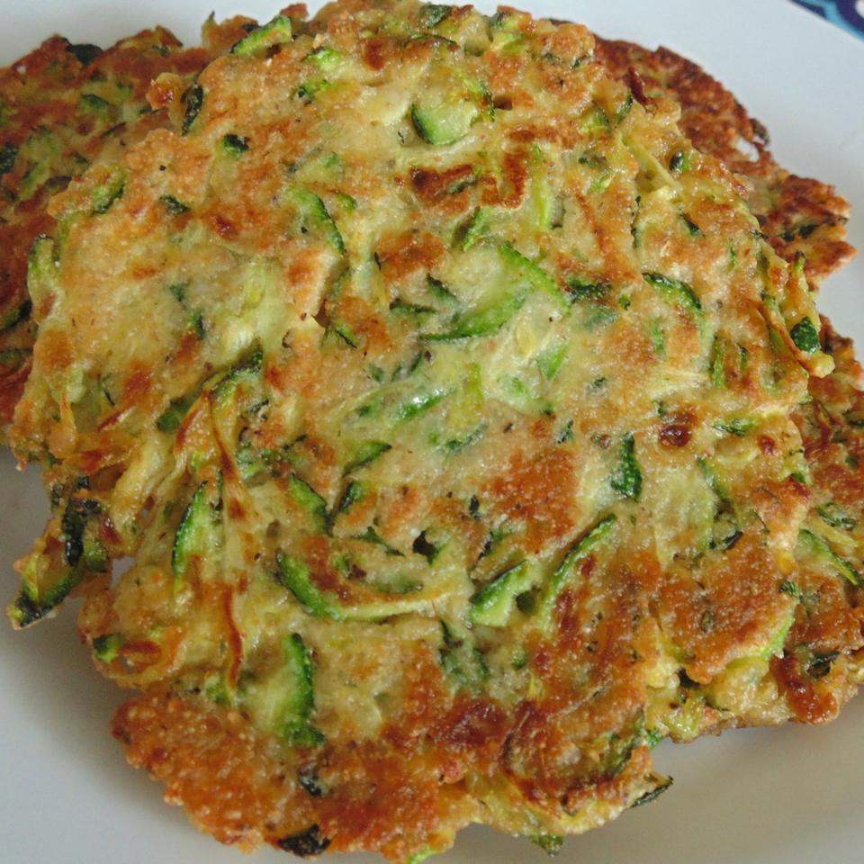Easy Zucchini Fritters image