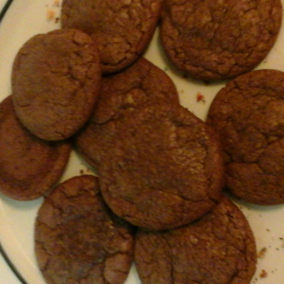 Brookies (Fudgy Brownie Cookies)