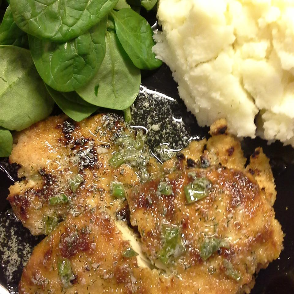 Chicken Breasts with Lime Sauce
