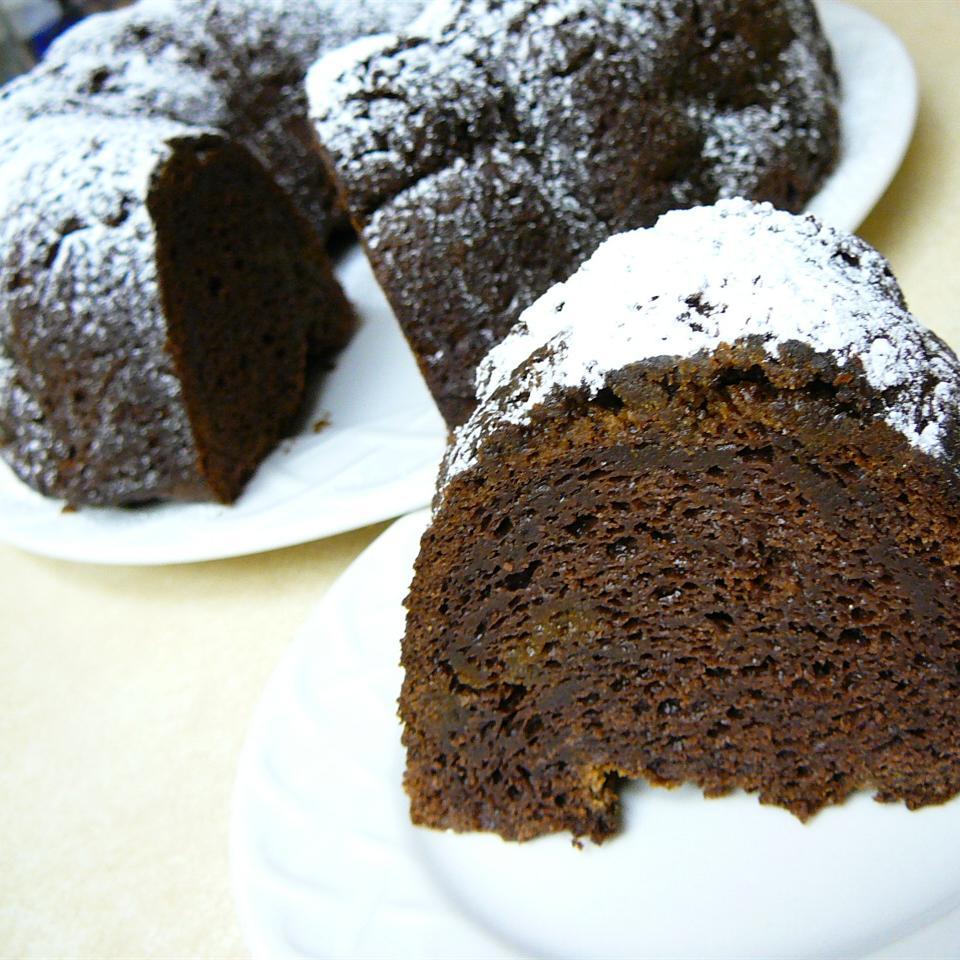 Chocolate Bundt® Cake