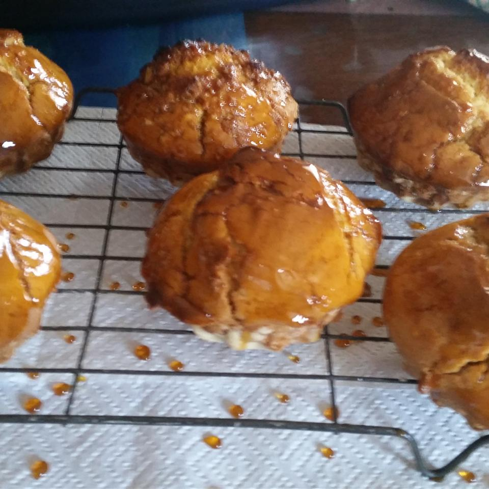 Delicious Pineapple Muffins Monie