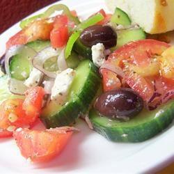 Mediterranean Medley Salad