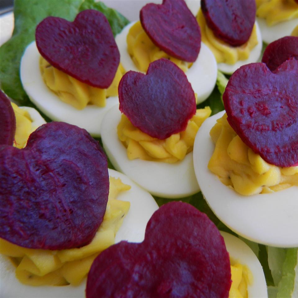 Hard-Steamed Eggs mauigirl