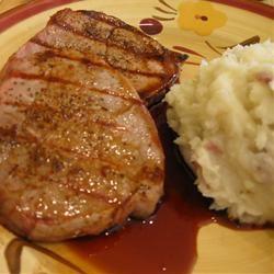 Chef's Steak Sauce Melissa Wilson Martin