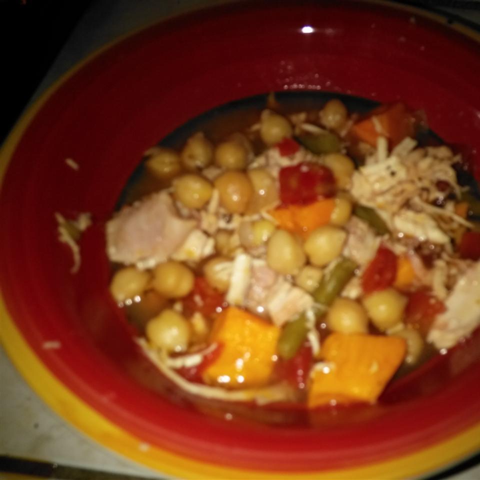 Chickpea Soup I Nancy Bryant