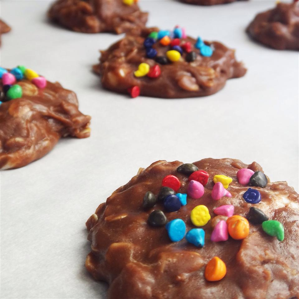 Cinnamon Nutella® No-Bake Cookies House of Aqua