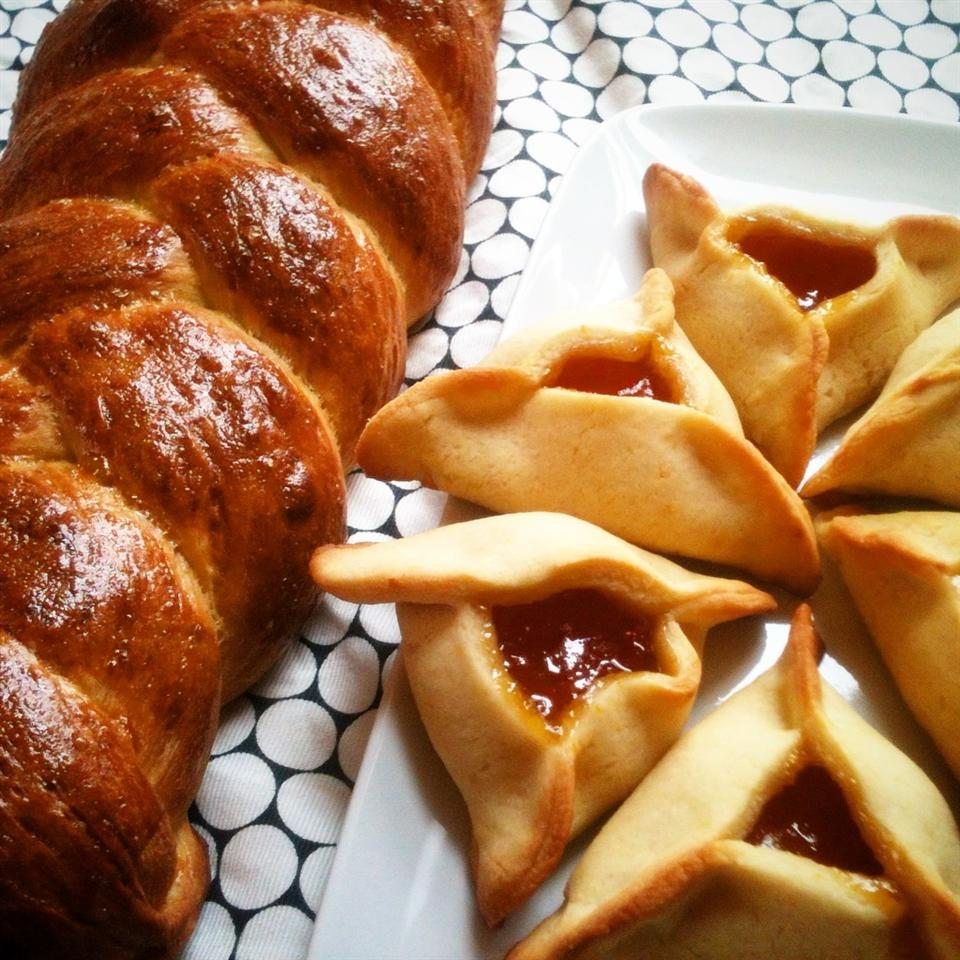 Great-Grandmother Bubbie's Hamantaschen