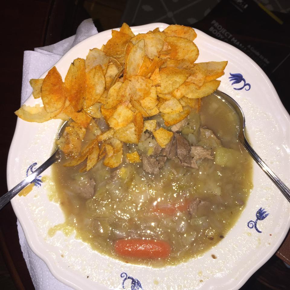 Pork and Cabbage Soup David Newsom