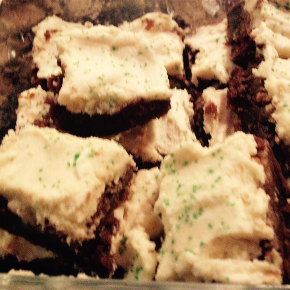 Bailey's Irish Cream Brownies
