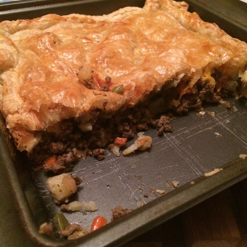Meat Pie, Southern Version Jan Humphreys