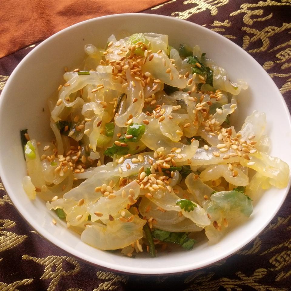 Sesame Jellyfish Salad