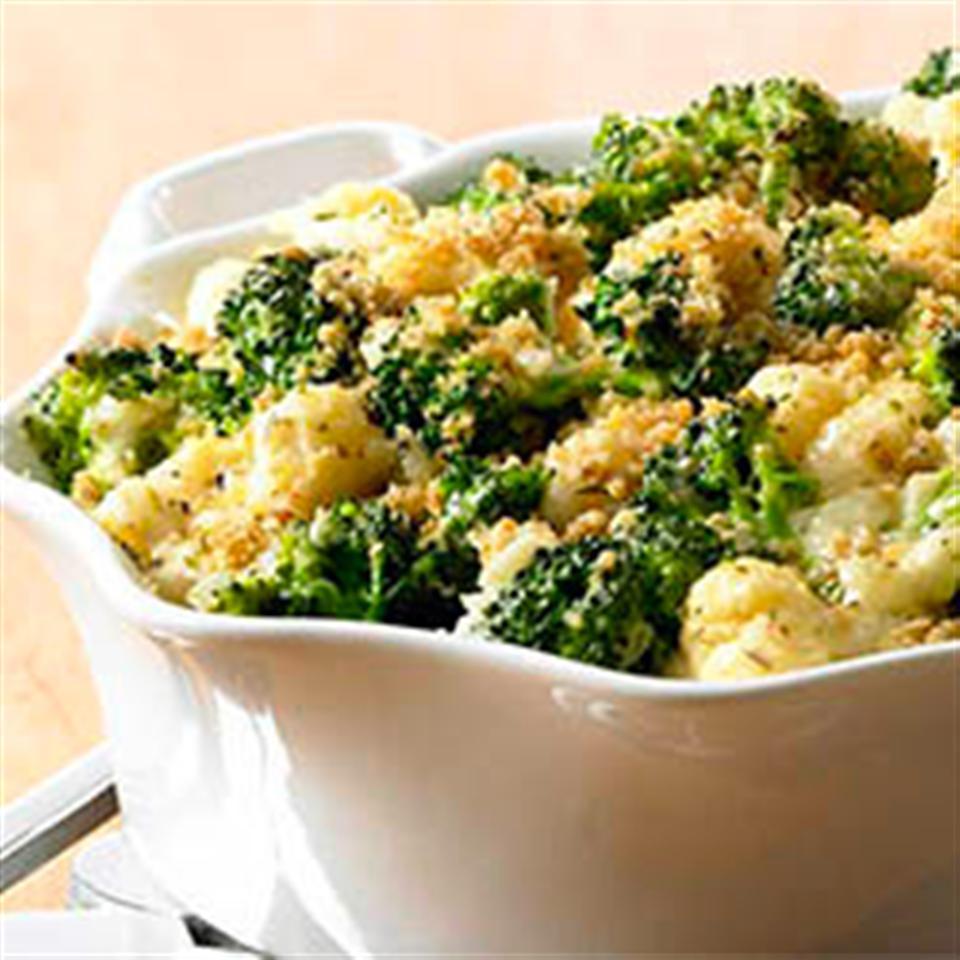 Broccoli Cauliflower Casserole from McCormick® Trusted Brands