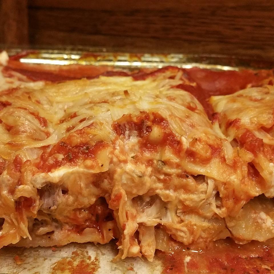 Creamy Chicken Lasagna Caroline