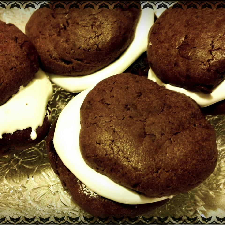 Double Chocolate Sandwich Cookies Kit
