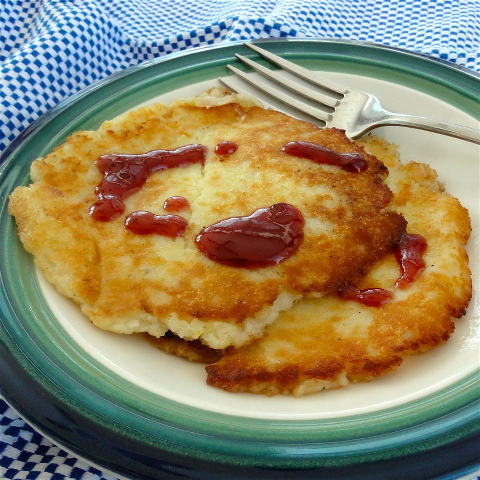 Instant Potato Pancakes SHORECOOK