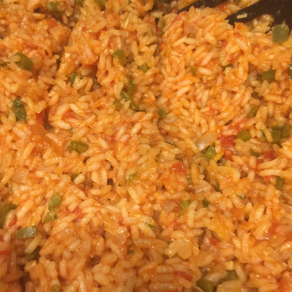 Arroz Rojo (Mexican Red Rice) cmcgr05
