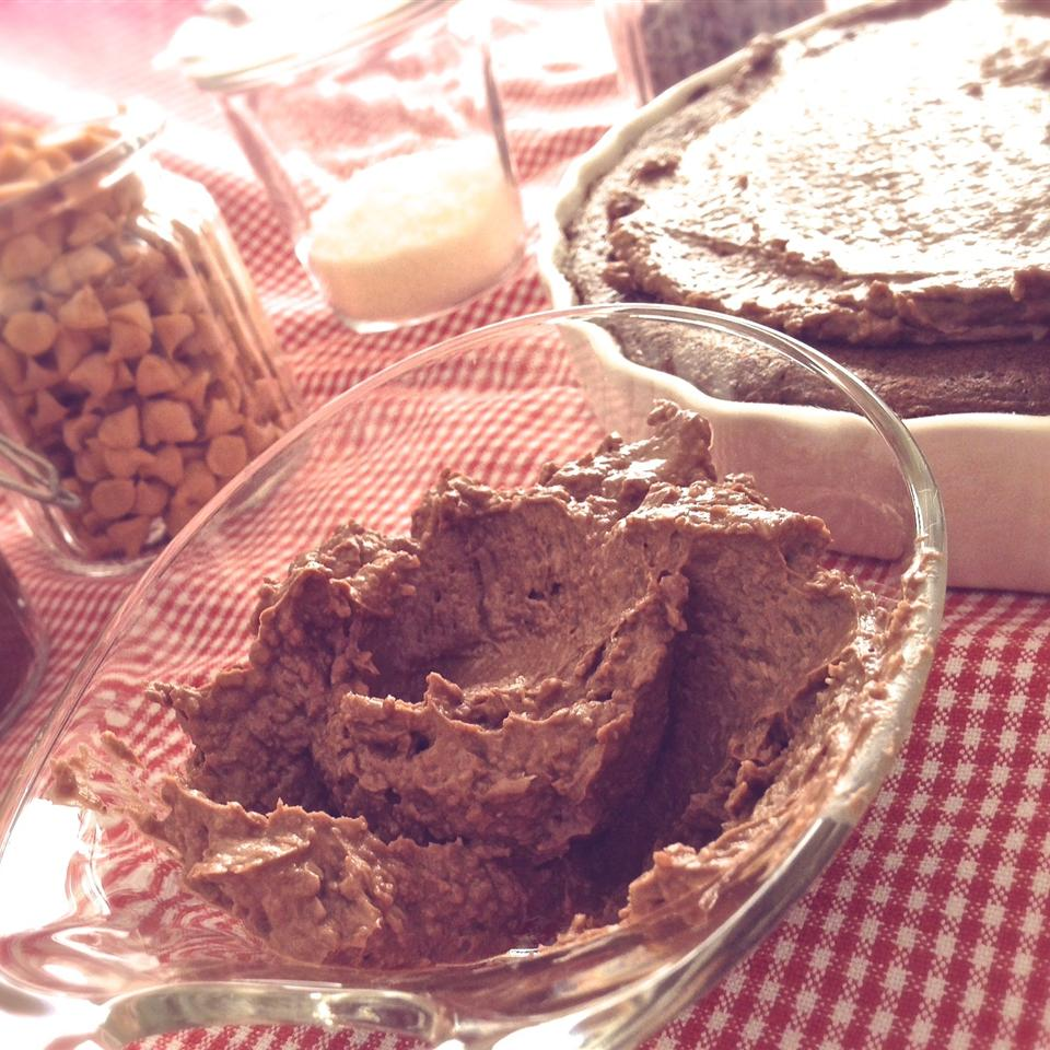 Chocolate Coconut Cream Cheese Frosting Buckwheat Queen