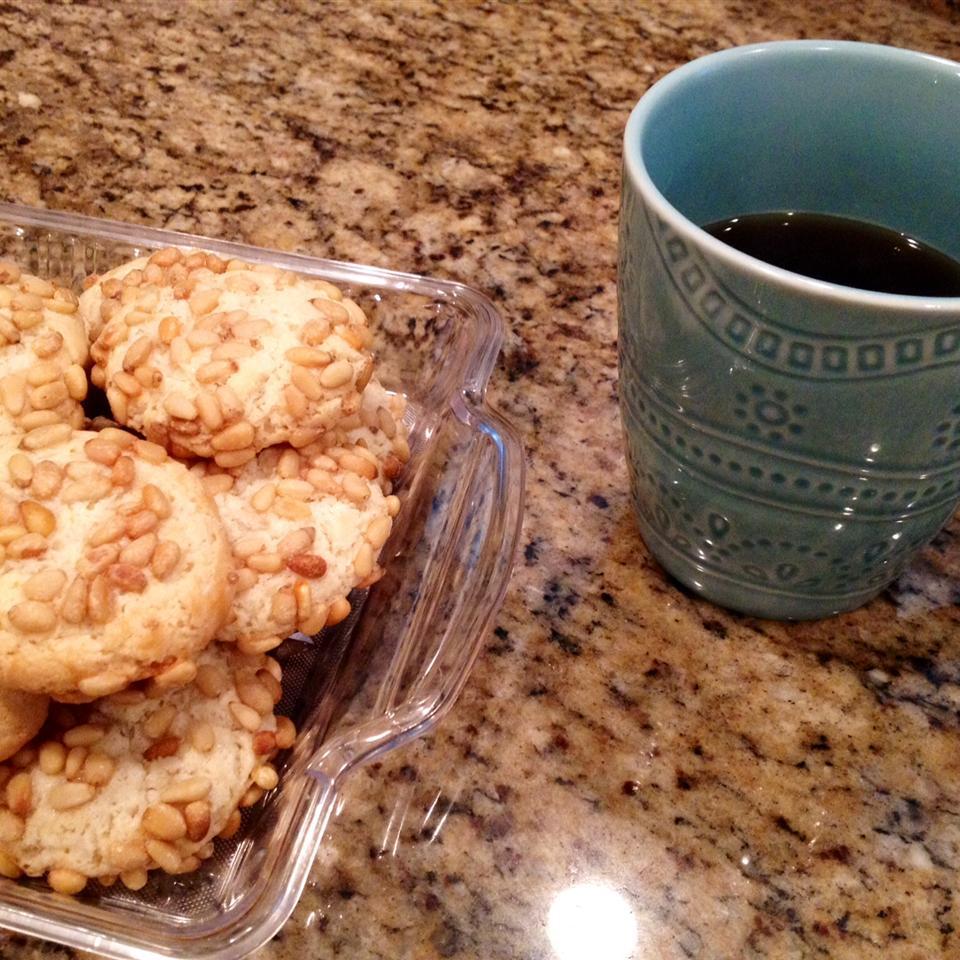 Pignoli Cookies I tfeist