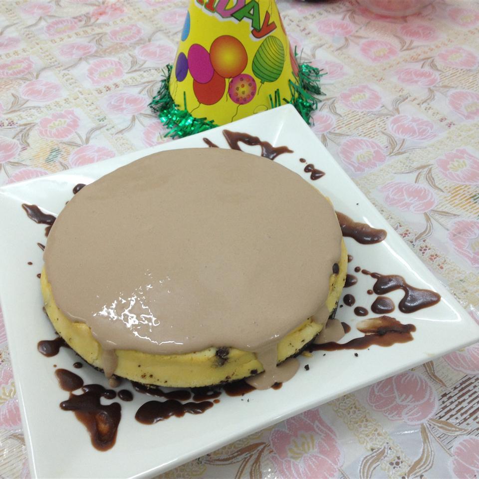 Chocolate Chip Cheesecake II