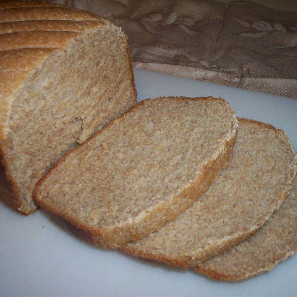 Whole Wheat Honey Bread shandy