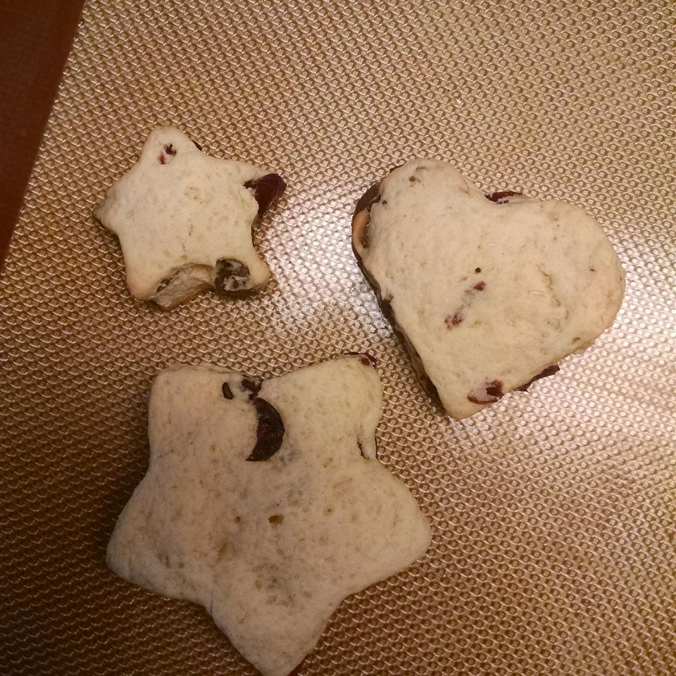 English Royalty Chocolate Chip Scones