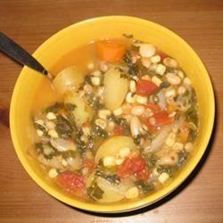 White Bean Soup ipss