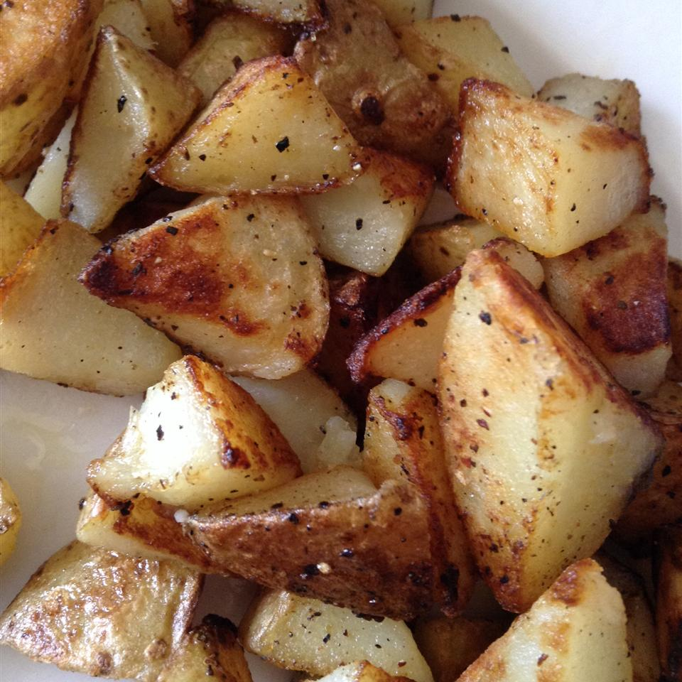 Quick and Easy Home Fries kenzi