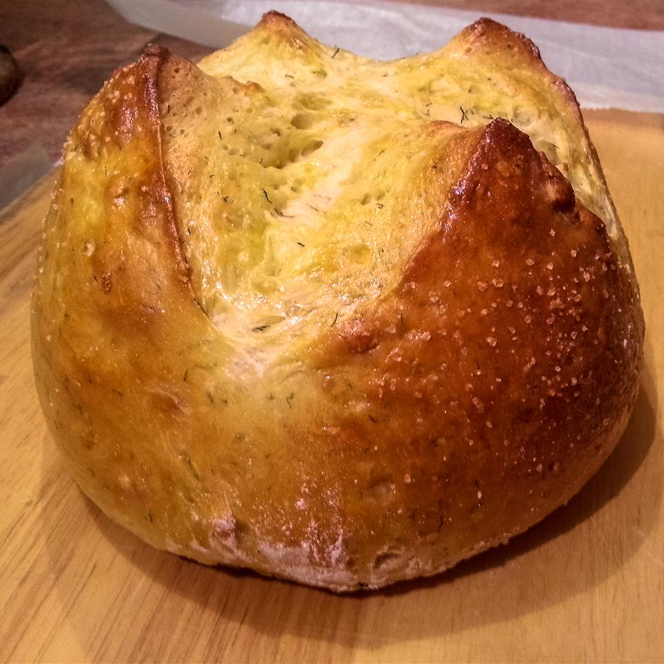 Cottage Dill Bread Sheryl