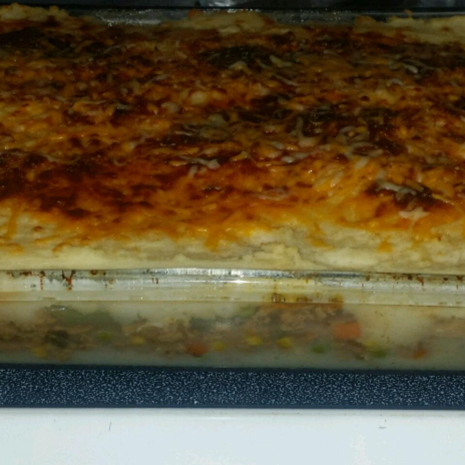 Shepherd's Pie Mexicana