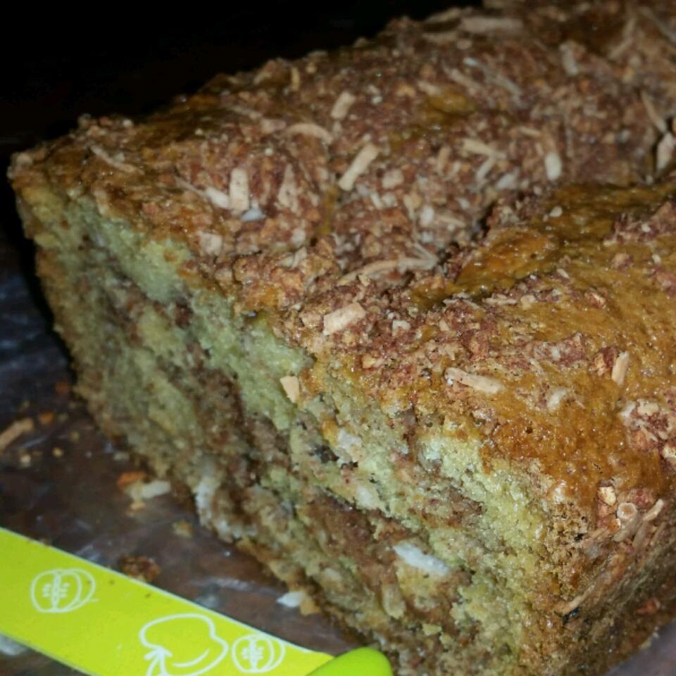Cinnamon Coconut Loaf Patricia Sandoval